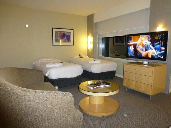PARKROYAL Melbourne Airport: Bedroom