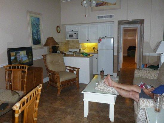 Jupiter Reef Club Resort : Kitchen