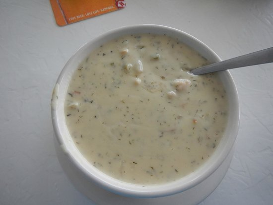 The Spouter Inn : Clam Chowder