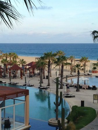 Pueblo Bonito Pacifica Golf & Spa Resort: cant' beat the view