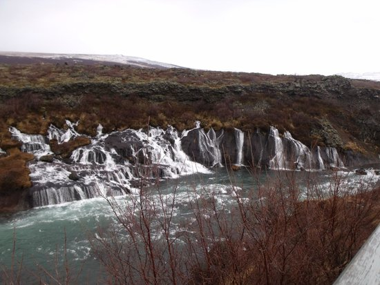 Let's Talk Iceland: water out of the rocks