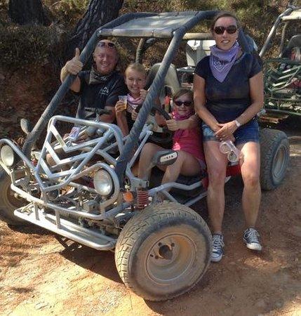 Marbella Buggys: great fun