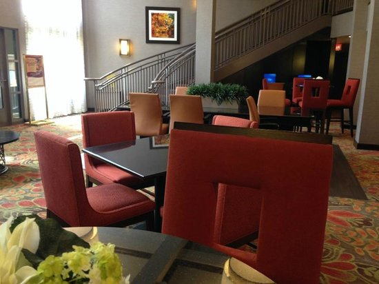Welk Resort Branson: downstairs lobby