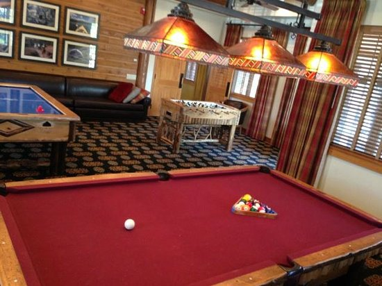 Welk Resort Branson: more game room