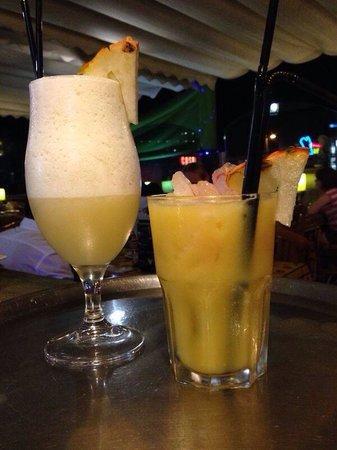 Restaurante Bali: Cocktails !!! ☺️☺️