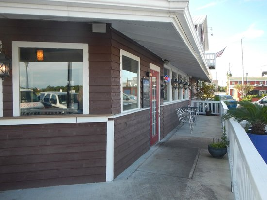 Entry picture of red fish grill morehead city tripadvisor for Red fish restaurant