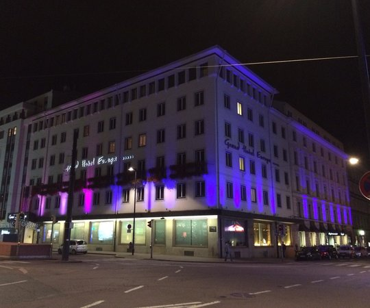 Grand Hotel Europa: L'albergo