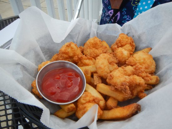 Menu picture of red fish grill morehead city tripadvisor for Red fish grill menu