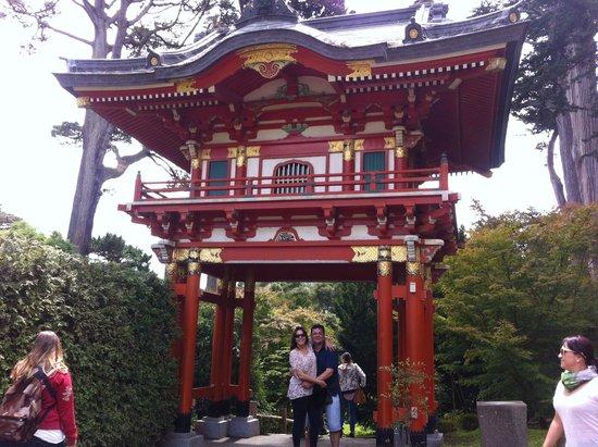 Japanese Tea Garden: Lugar lindo
