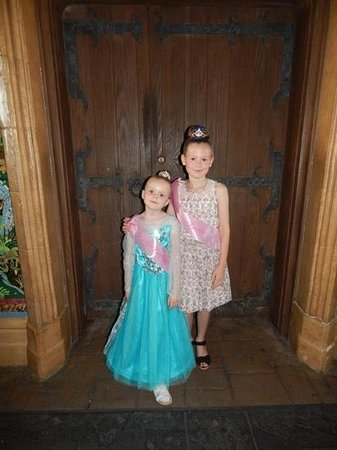 Bibbidi Bobbidi Boutique: fairytale princesses
