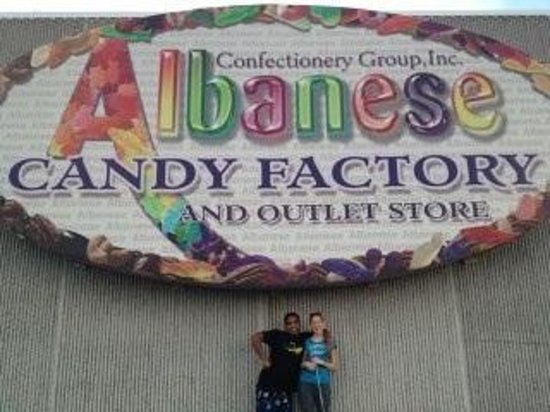Albanese Candy Factory: Candy heaven