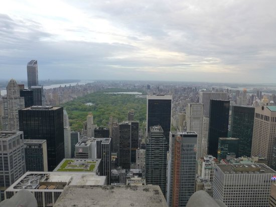 Observatorio Top of the Rock: TOR