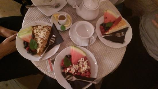 Cafe Camelot: Perfection