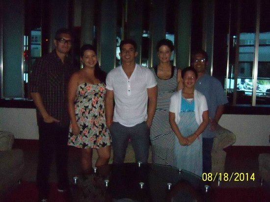 ME Cancun: Wonderful night with entire family