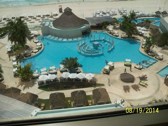 ME Cancun: View from our room