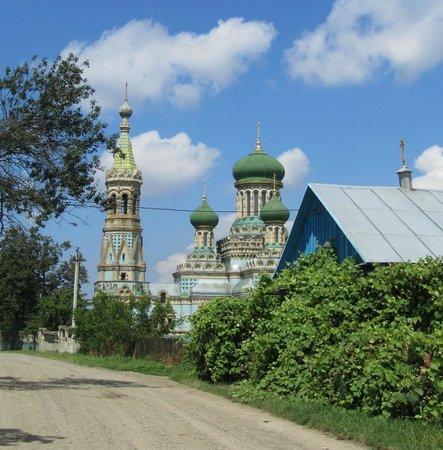 Belaya Krinitsa, ยูเครน: Успенский собор в с.Белая Криница