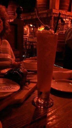 McGuire's Irish Pub : Strawberries Murphy