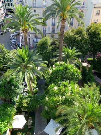 Hotel de Provence: Palemgarten des Hotels