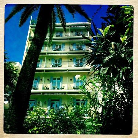 Hotel de Provence: Hotel