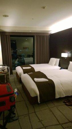Mitsui Garden Hotel Ginza Premier: Room