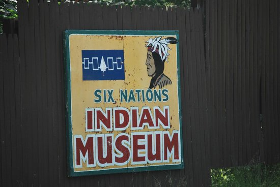 Six Nations Indian Museum
