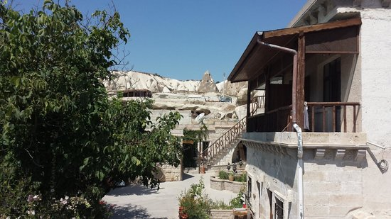 Holiday Cave Hotel : veduta