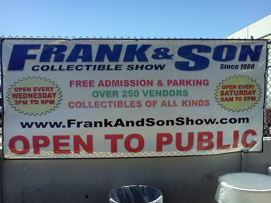 ‪Frank & Son Collectible Show‬