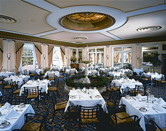 Lake Terrace Dining Room Fascinating Fountain Room  Picture Of Lake Terrace Dining Room Colorado . Design Ideas