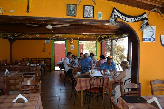 Kypseli, Grèce : Taverna Porto Roulis