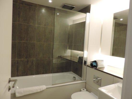 Go Native Hyde Park : bathroom