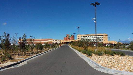 Twin Arrows Navajo Casino Resort: Leading up to Resort
