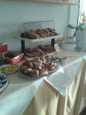 Hotel Virginia: colazione