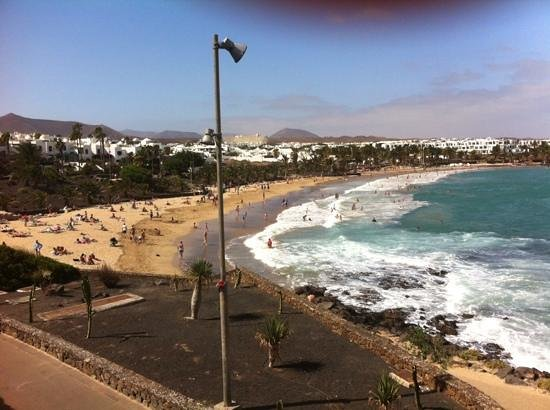Be Live Experience Lanzarote Beach: view of the beach