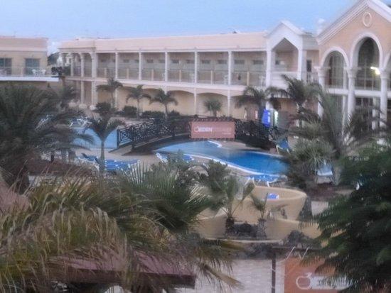 Hotel Cotillo Beach : piscina