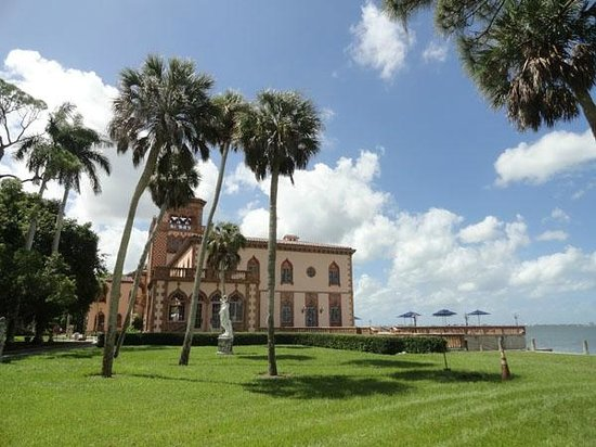 The Ringling: John Ringling mansion