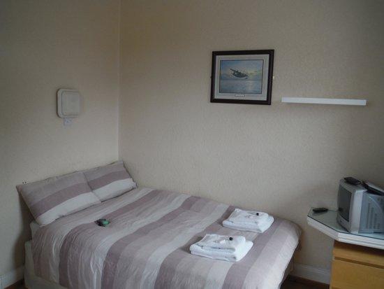 Llanion Lodge, : room