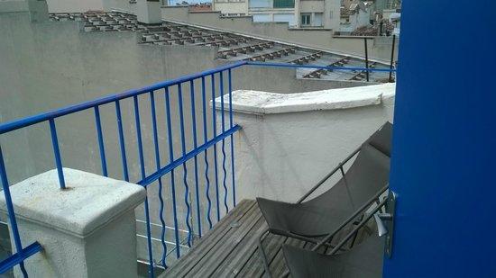 Le Ryad Boutique Hôtel: La terrasse de la chambre