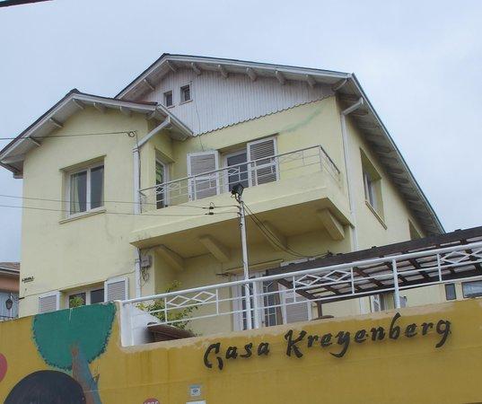 Casa Kreyenberg B&B: Casa Kreyenberg