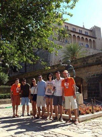 Mallorca free tour palma de mallorca aktuelle 2017 for Oficina turismo mallorca