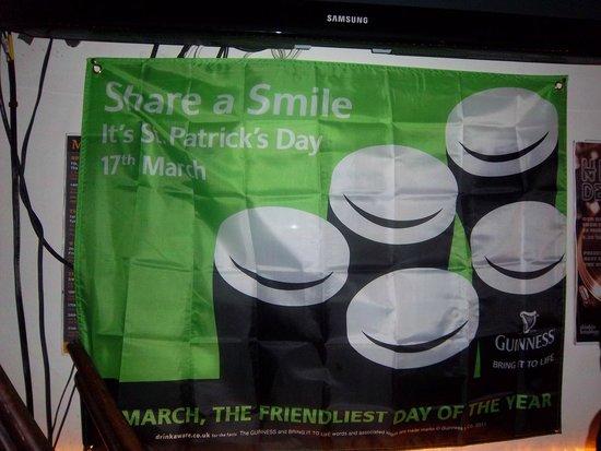 Black Lion: St Patrick's day2