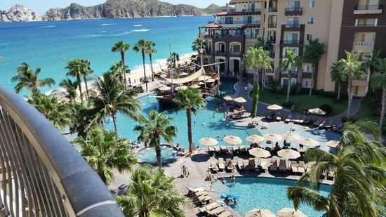 Villa del Arco Beach Resort & Spa: View From Our Room