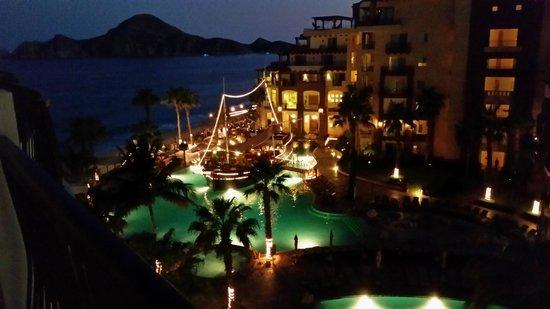 Villa del Arco Beach Resort & Spa: Pool At Night