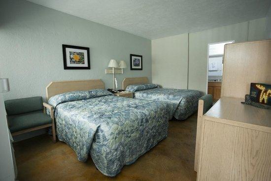 Sea Gull Motel: 1st Floor Motel unit type A