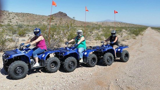 Bullets and Burgers: Best ATV tour in the dessert!!!