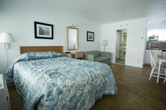 Sea Gull Motel: B one room efficiency