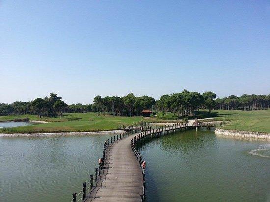 Sueno Hotels Golf Belek: The Lake