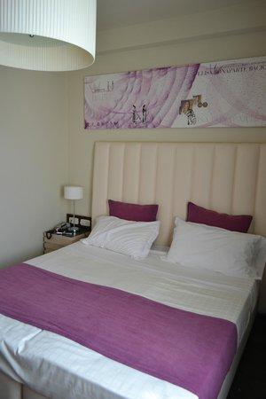 Hotel San Marco: Bedroom (room 301)