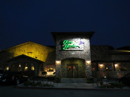 Salada Picture Of Olive Garden Manhattan Beach Tripadvisor