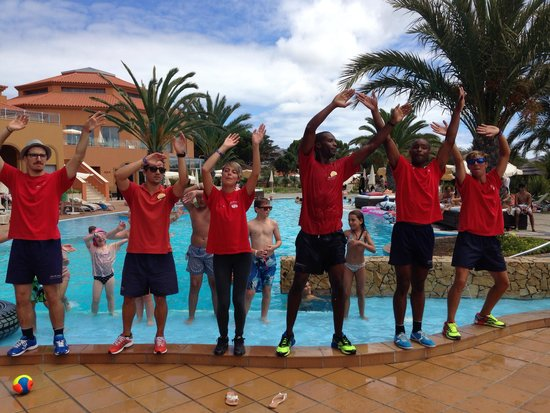 Pestana Porto Santo All Inclusive : Best Animation Team... Ever!