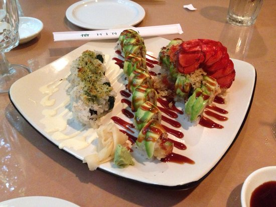 Hinoki Japanese Restaurant & Sushi Bar : So good!